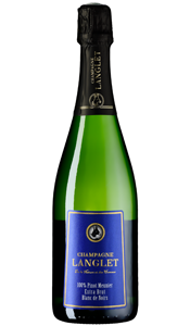 Champagne 100% Pinot Meunier, Extra Brut,