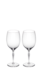 Bordeauxglas, 2er Set, 100 Points