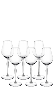 Cognacglas, 6er Set, 100 Points